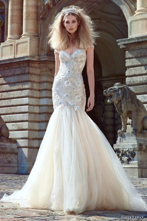 Galia Lahav 2016婚纱礼服系列