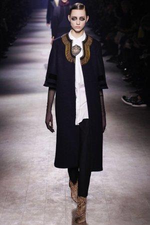 Dries Van Noten(德赖斯·范诺顿)2016巴黎时装周女装秀