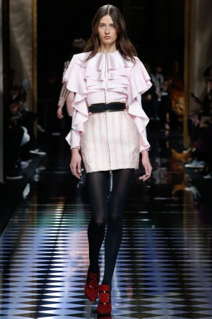 Balmain(巴尔曼)2016巴黎时装周女装秀