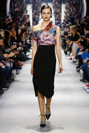 Christian Dior 2016巴黎时装周秋冬女装秀