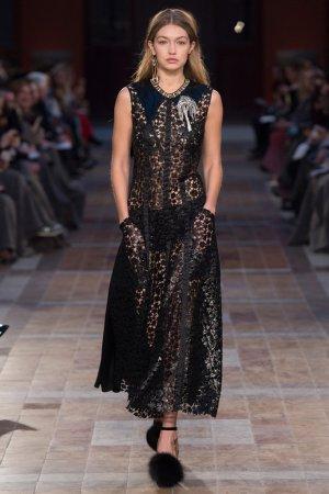 Sonia Rykiel 2016巴黎时装周女装秀