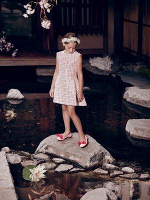 Baby Dior 2016春夏广告大片