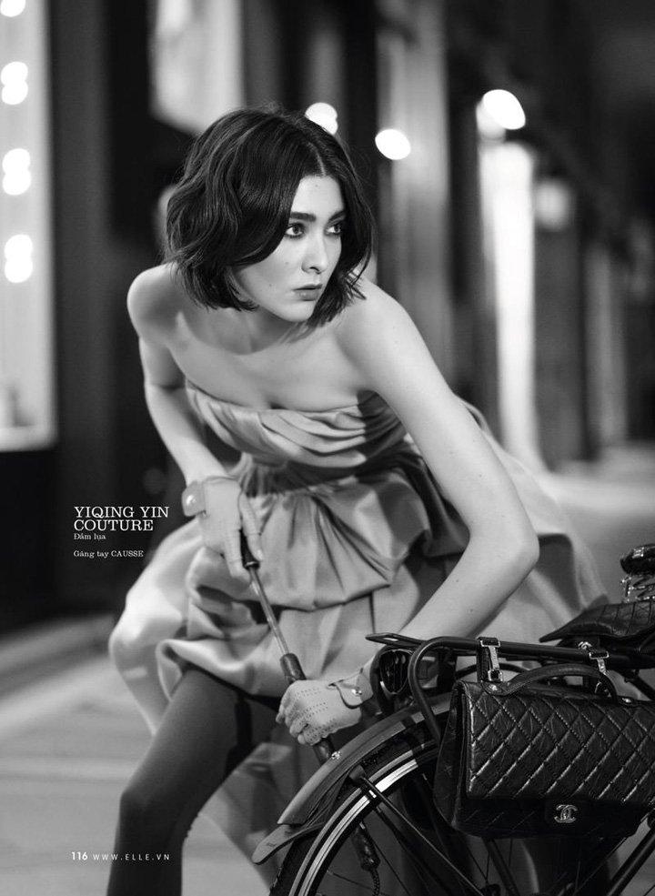 Mar Gonzalez《Elle》越南版2016年4月号