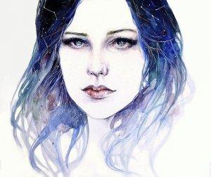 Moi Tea Spears肖像插画