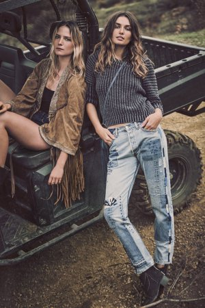 Free People 2016 4月Lookbook