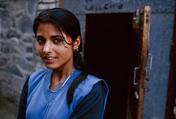 Steve McCurry摄影作品:克什米尔
