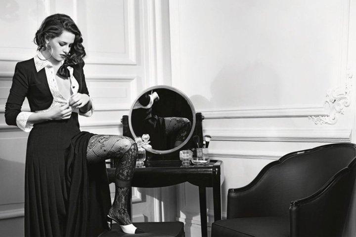 Chanel(香奈儿)2016高级手工坊系列广告
