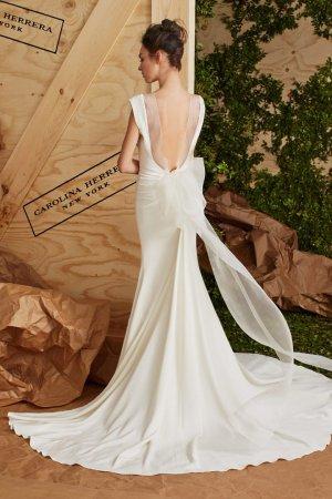 Carolina Herrera 2017婚纱礼服系列