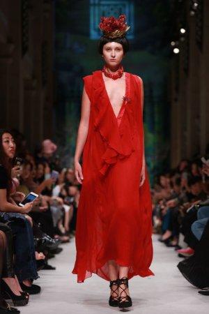 MOODBOX 2016上海时装周女装发布