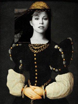 Eisen Bernardo系列作品 当CD封面照遇到了古典名画