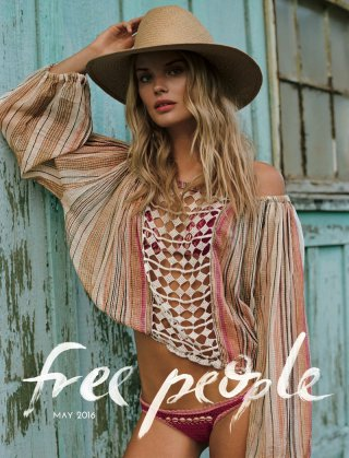 Free People 2016品牌广告摄影欣赏