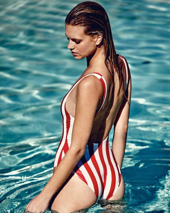 Solid & Striped 2016夏季泳装系列LookBook