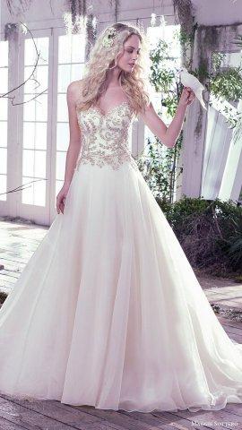 Maggie Sottero 2016婚纱礼服系列