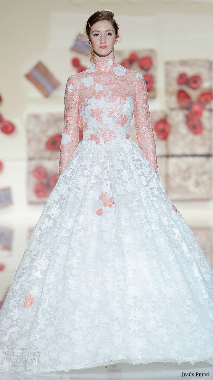 Jesus Peiro 2017年Mirtilli系列婚纱