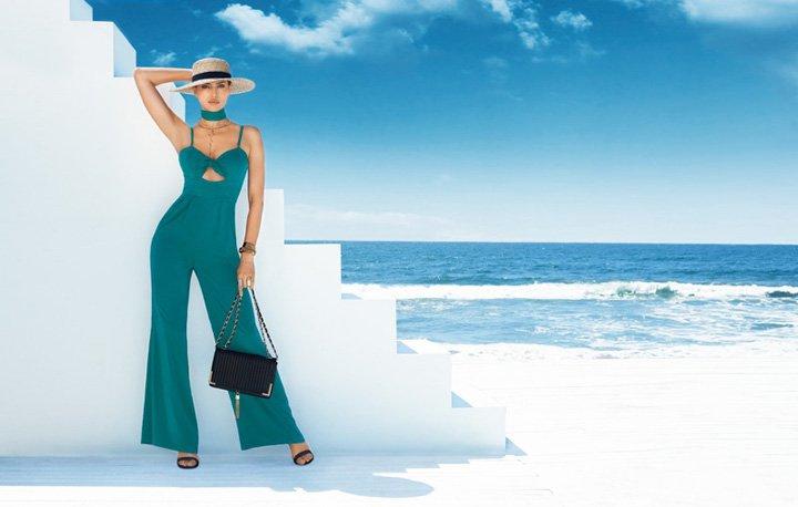 Bebe 2016夏季系列广告大片