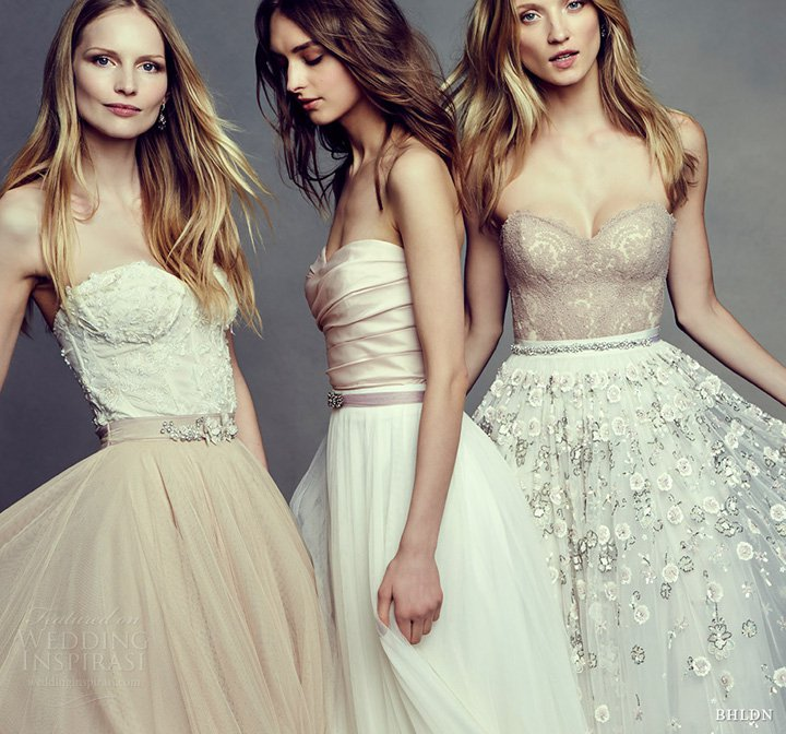 BHLDN 2016波希米亚风婚纱系列