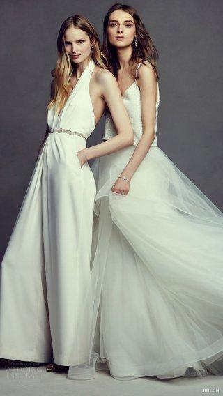 BHLDN 2016最新「Bohemian Beauty」婚纱礼服系列