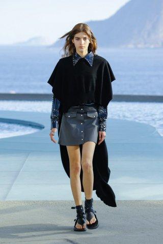 Louis Vuitton 2017早春女装时装秀