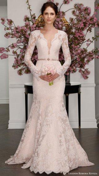 Legends Romona Keveza 2017婚纱礼服系列