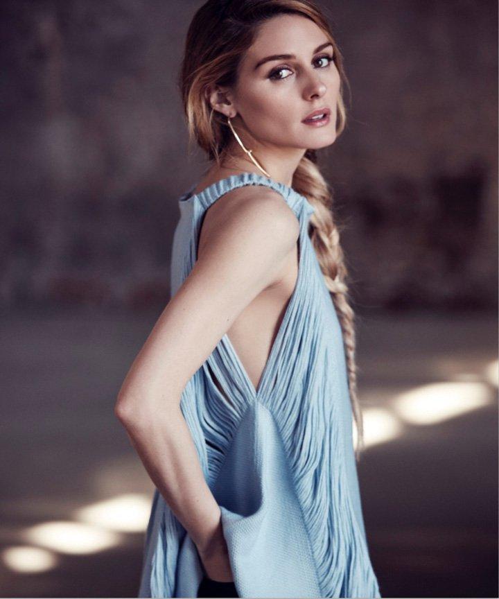 Olivia Palermo《Harper's Bazaar》墨西哥版2016年6-7月号