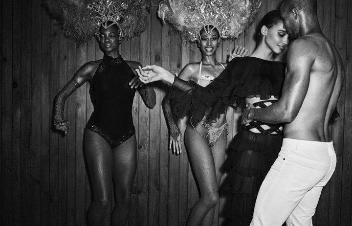 Cora Emmanuel《Vogue》墨西哥版2016年6月号