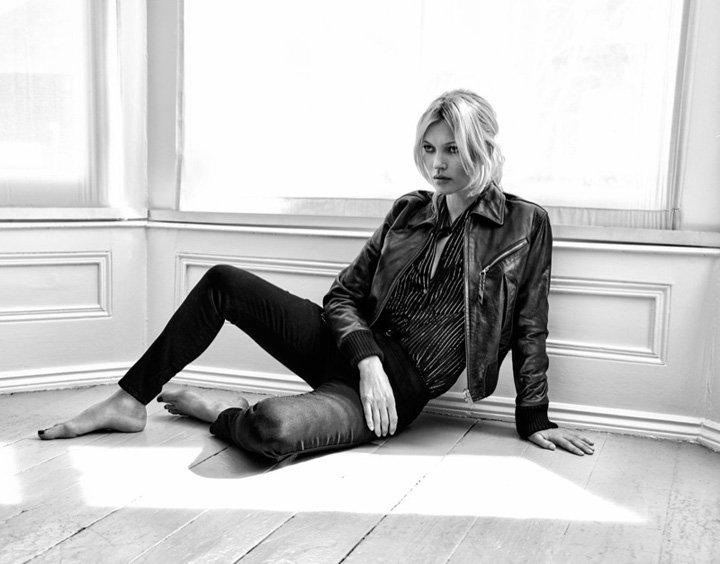 Kate Moss《The Edit》杂志2016年6月号