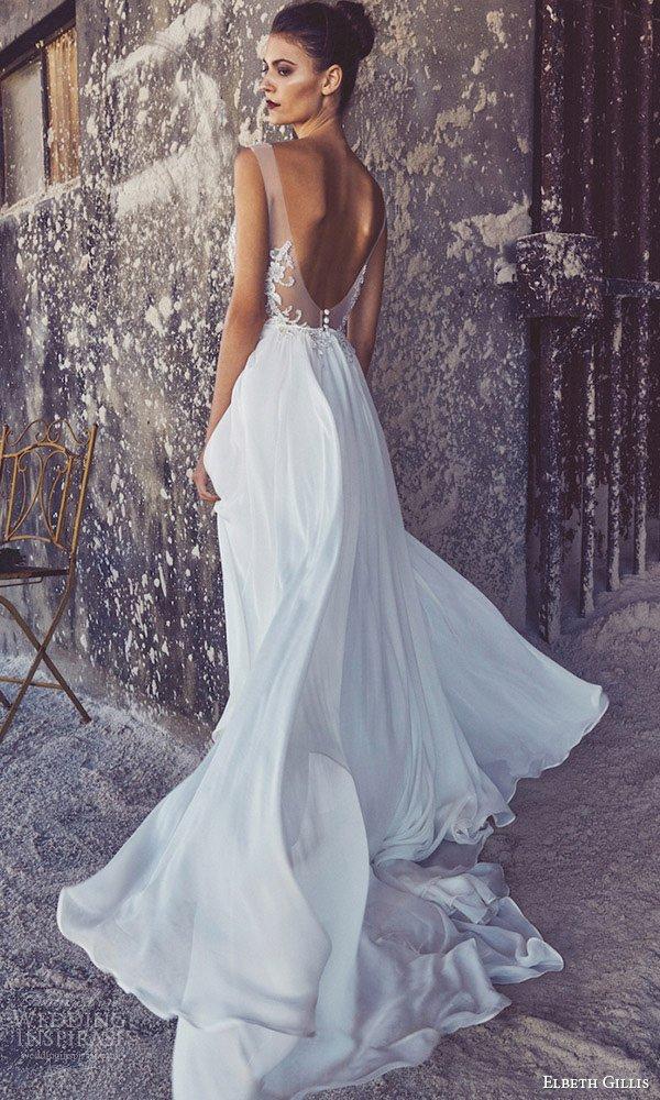 Elbeth Gillis 2017「Luxury」系列婚纱