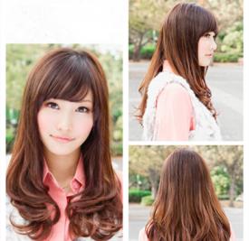 欧美编发教程图解法 教你编织春季最美发型