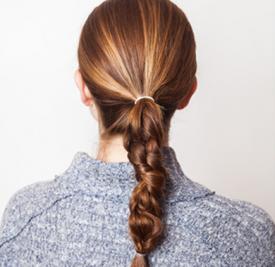 短发怎么盘发又快又简单图解 3个步骤搞定甜美范盘发!