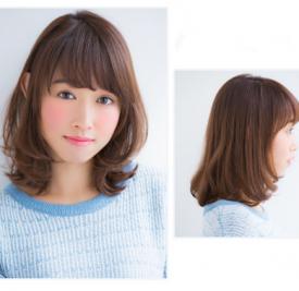 短发半扎发型教程图解 半扎发与发夹玩出新潮范