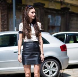 春天牛仔裤配什么上衣 时髦女王教你玩转美式高街风