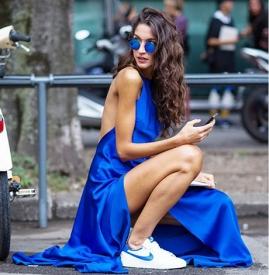 胖女生显瘦穿衣搭配 自信一整个夏天