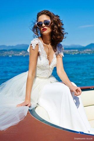 Stephanie Allin 2017婚纱礼服系列