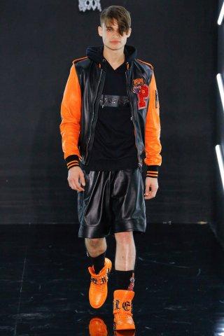 Philipp Plein(菲利普·普莱因)2017米兰时装周男装秀