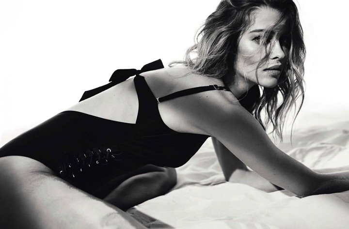 Ana Beatriz Barros《Glamour》意大利版2016年7月号