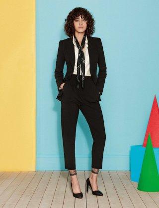 Max Mara(麦丝玛拉)2017早春品牌Lookbook
