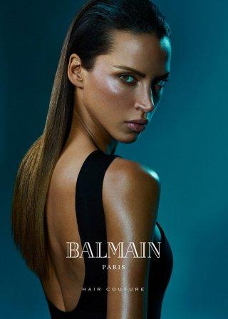 Balmain(巴尔曼)发布2016妆发系列时尚广告大片