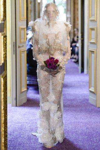 Francesco Scognamiglio 2016巴黎时装周女装高级定制系列