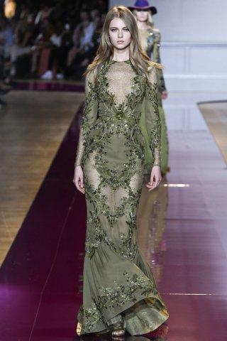 Zuhair Murad(祖海·慕拉)2016巴黎时装周高级定制女装秀