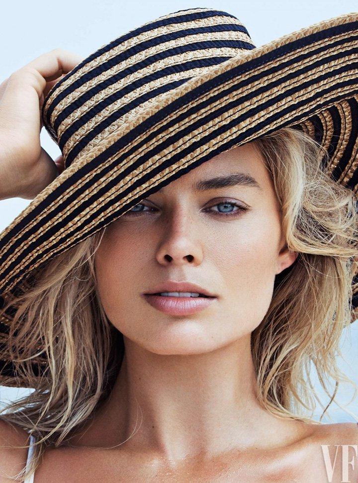 Margot Robbie《Vanity Fair》杂志2016年8月号