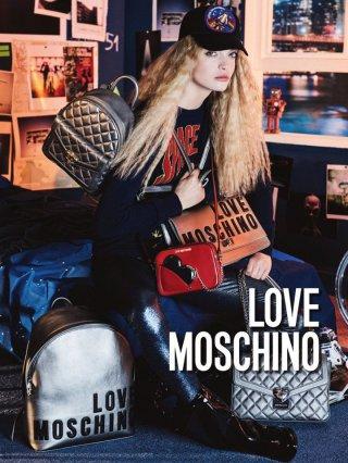 Love Moschino 2016秋冬广告大片