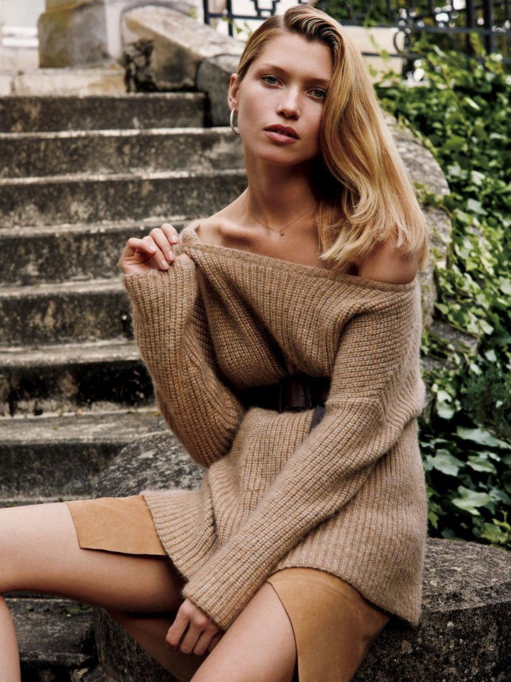 Hana Jirickova《Vogue》日本版2016年9月号