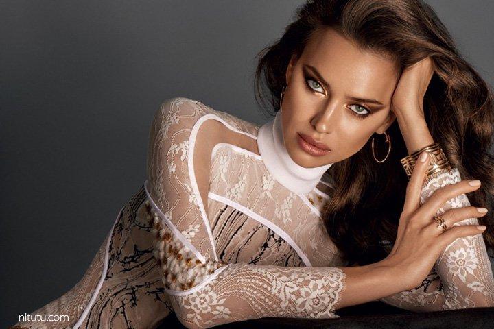 Irina Shayk《Glamour》俄罗斯版2016年10月号