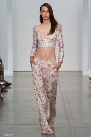 Zimmermann 2017纽约时装周时装秀