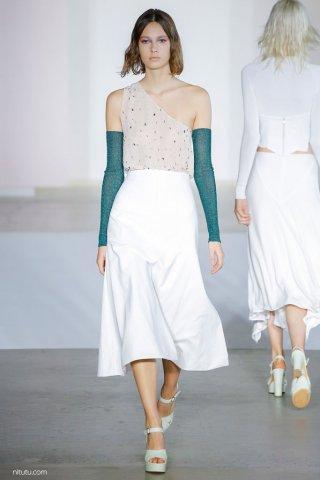 Jill Stuart 2017纽约时装周时装秀