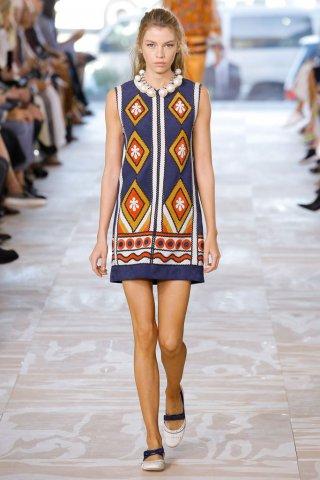 Tory Burch(汤丽伯奇)2017纽约时装周时装秀