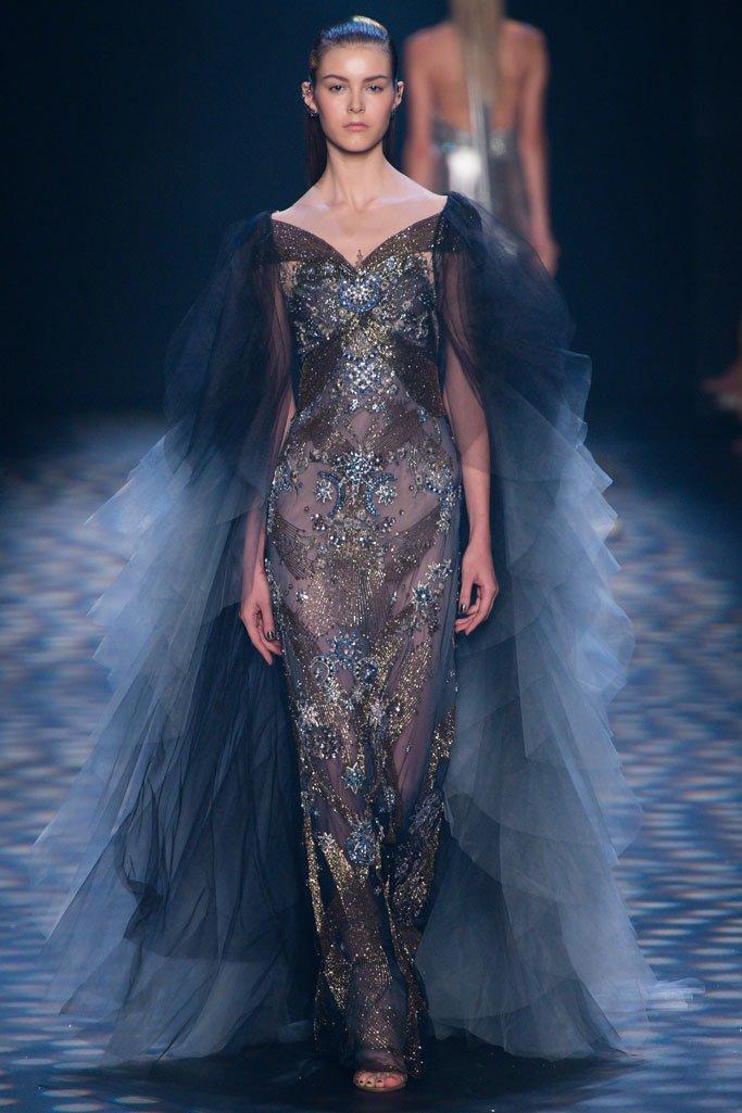 Marchesa(马切萨)2017纽约时装周女装秀