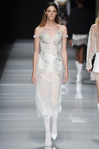 Francesco Scognamiglio 2017米兰时装周女装秀