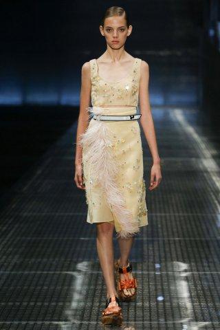 Prada(普拉达)2017米兰时装周女装秀