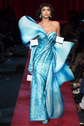 Moschino(莫斯奇诺)2017米兰时装周女装秀